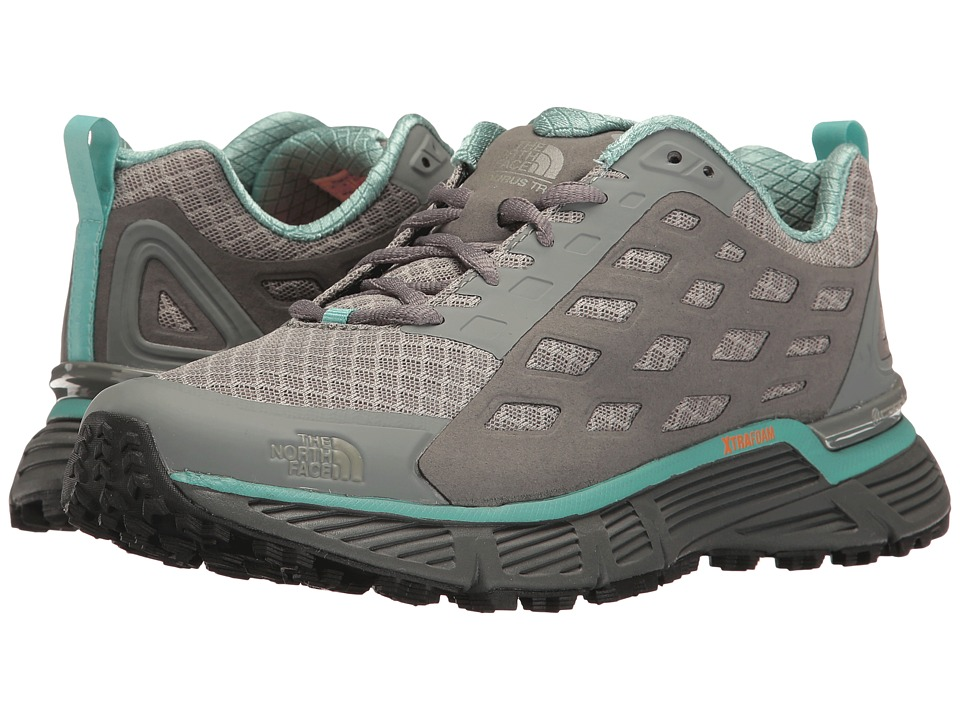 The North Face - Endurus TR (Moon Mist Grey/Agate Green) Women's Shoes