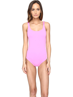 Solid Maillot by Moschino
