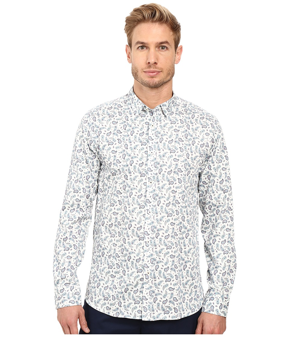 Ted Baker - Thepais (White) Men's Clothing
