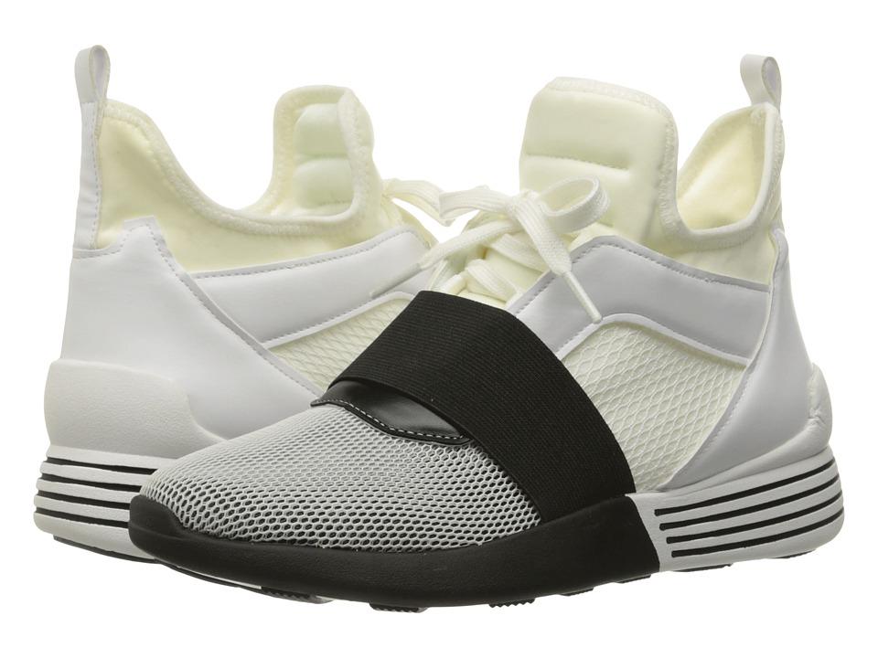 KENDALL + KYLIE - Braydin (White/Black/White/White/White/Black) Women's Shoes