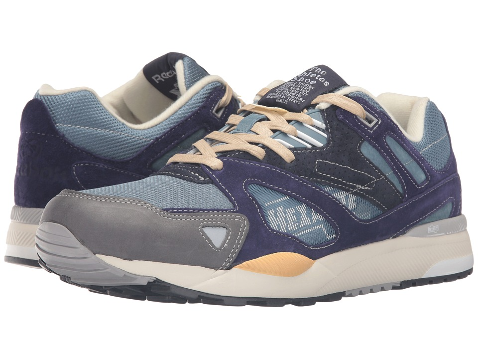 Reebok - GS Ventilator II (Stormy Blue/Wicked Blue) Men's Shoes