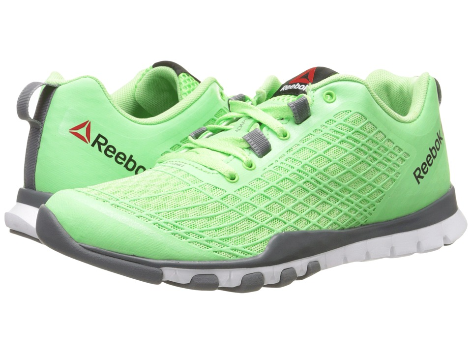 Reebok - Everchill Train (Seafoam Green/Alloy/White) Women's Shoes