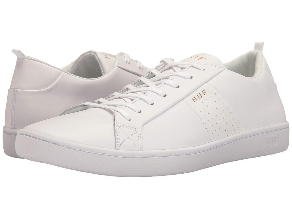 HUF - Boyd (White 1) Men's Skate Shoes