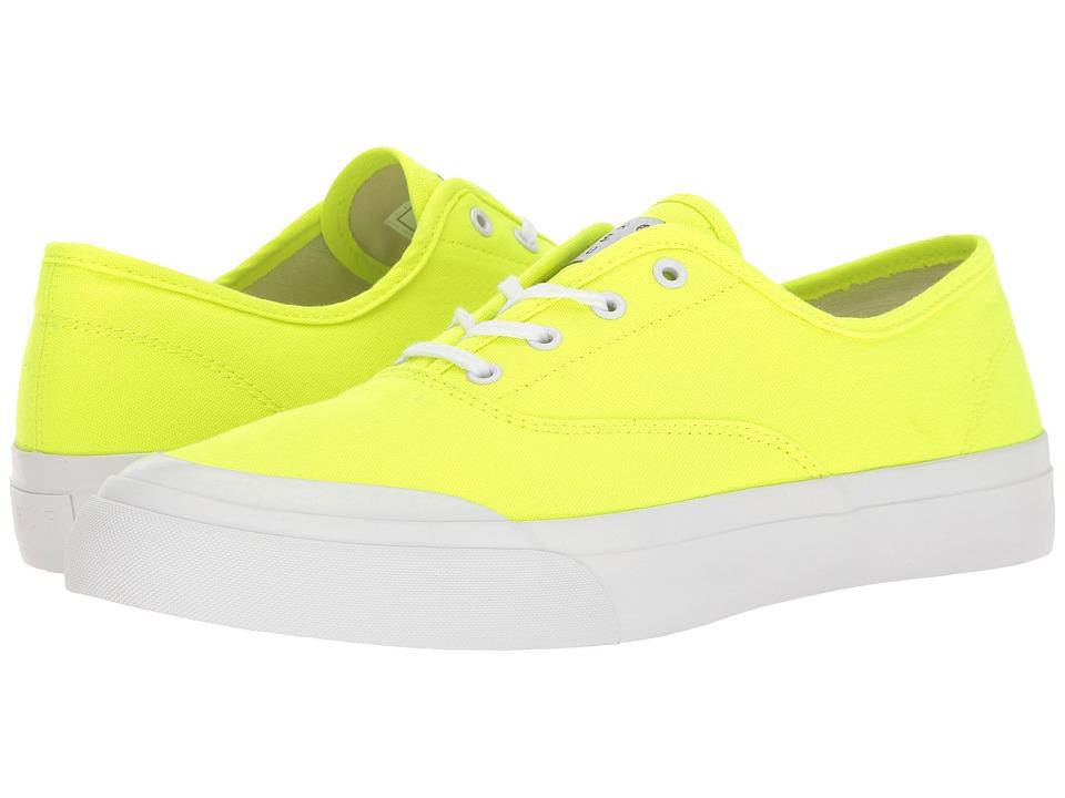 HUF - Cromer (Neon Yellow) Men's Skate Shoes