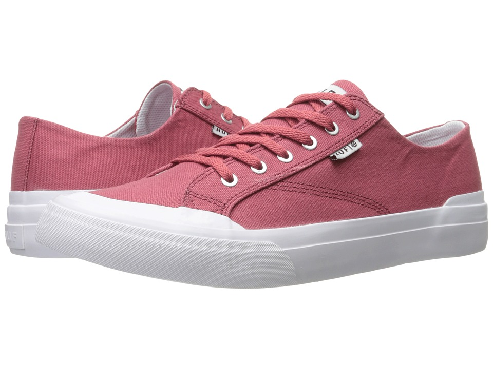 HUF - Classic Lo Ess TX (Nautical Red) Men's Skate Shoes