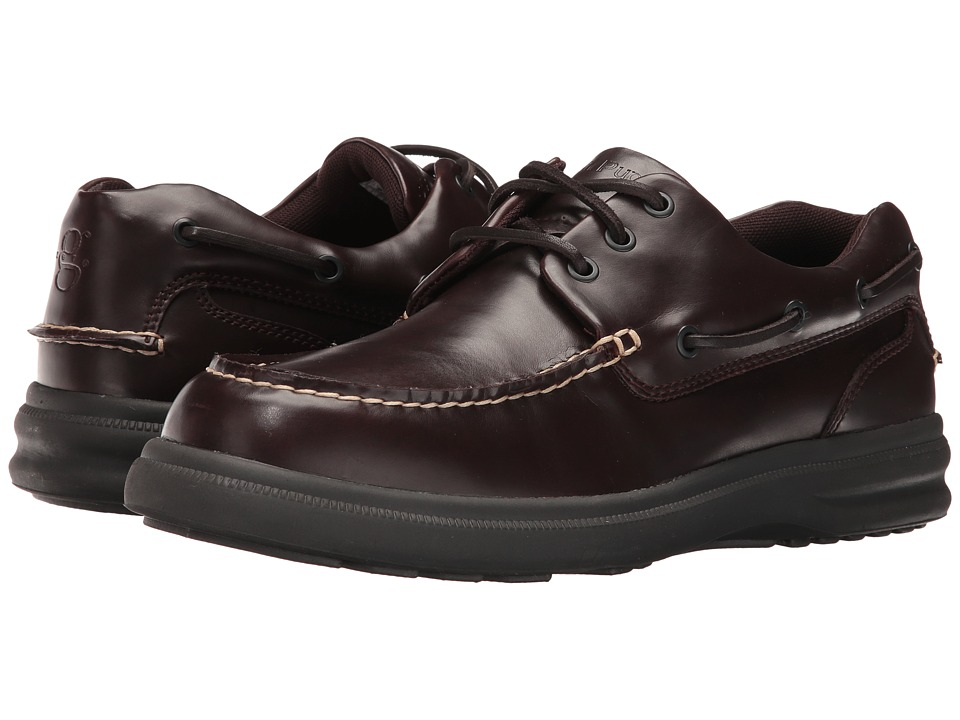 Hush Puppies - Port (Dark Brown) Men's Shoes