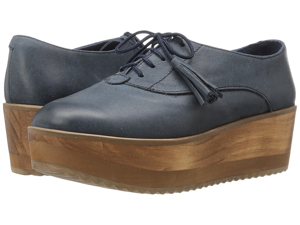 Cordani - Rene (Blue Nubuck) Women's Shoes