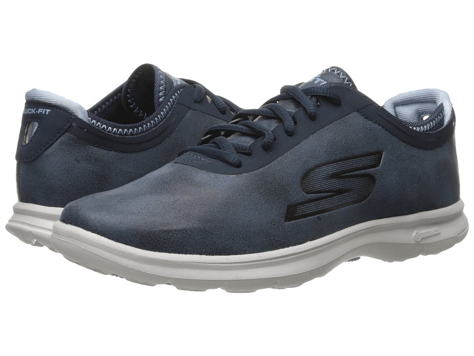 SKECHERS Performance - Go Step - Superior (Navy) Women's Shoes