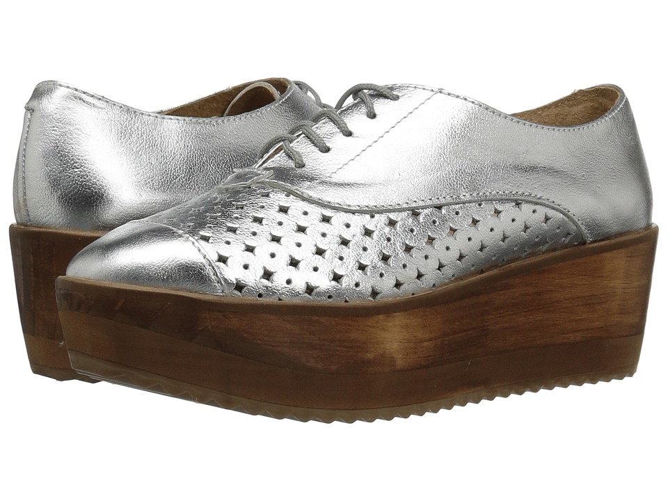 Cordani - Bruno (Silver Leather) Women's Shoes