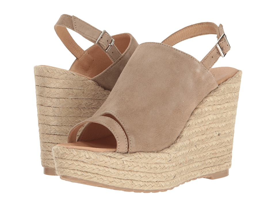 Cordani - Entice (Bark Suede) Women's Wedge Shoes