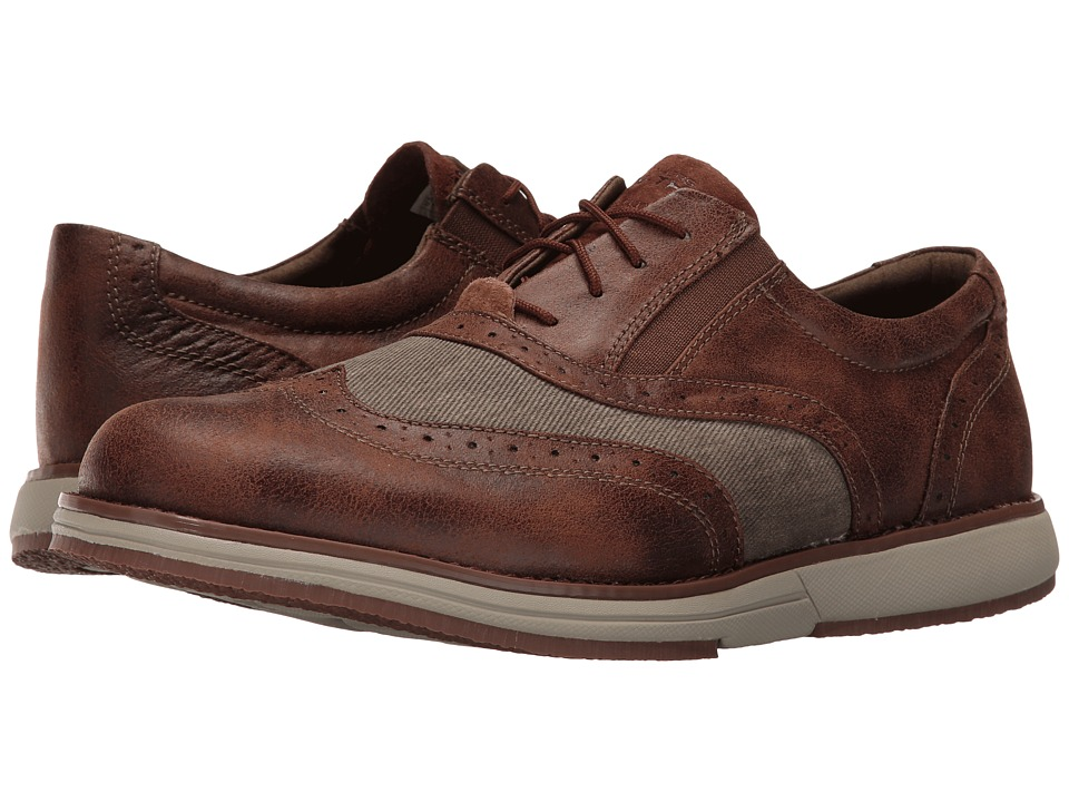 SKECHERS Performance - On-The-Go - Hybrid (Brown) Men's Shoes