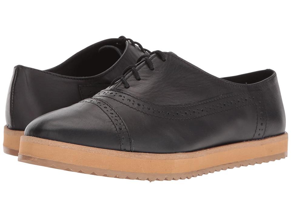 Cordani - Chante (Black Nubuck) Women's Lace up casual Shoes
