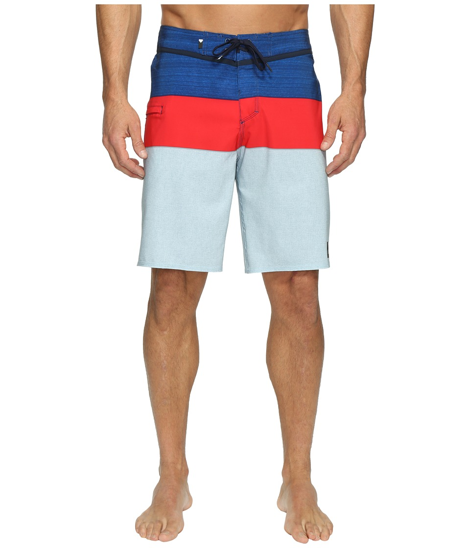 Quiksilver - Everyday Blocked Vee 20 Boardshorts (Estate Blue) Men's Swimwear