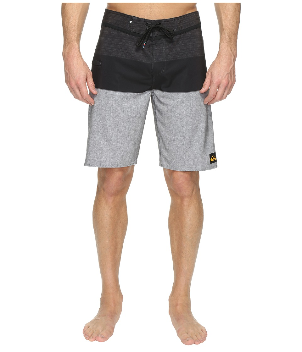Quiksilver - Everyday Blocked Vee 20 Boardshorts (Quiet Shade) Men's Swimwear