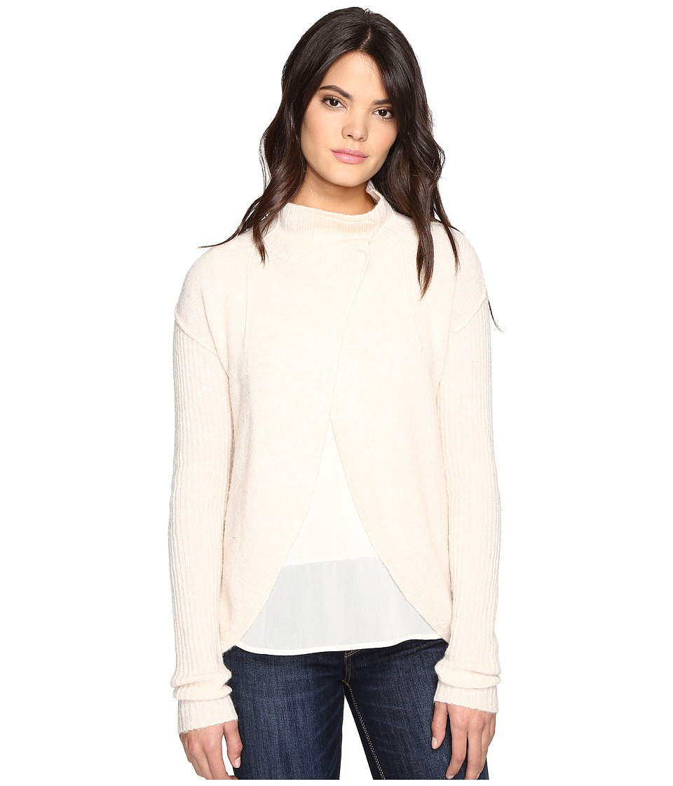 Free People - Cascade Cardigan (Ivory) Women's Sweater