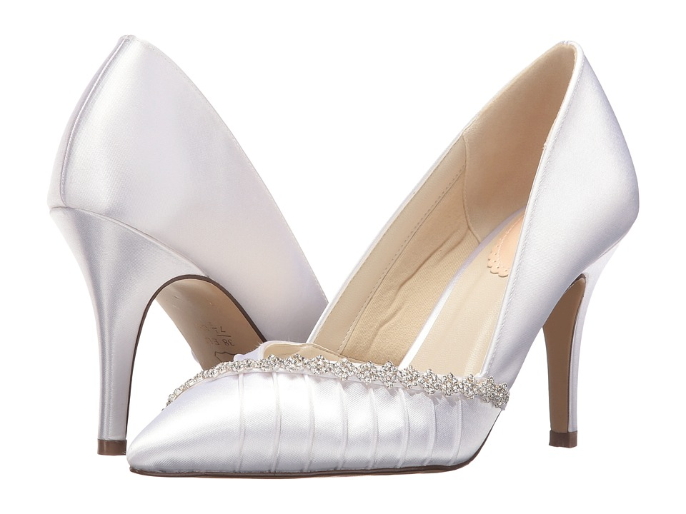 Paradox London Pink - Union (White) High Heels