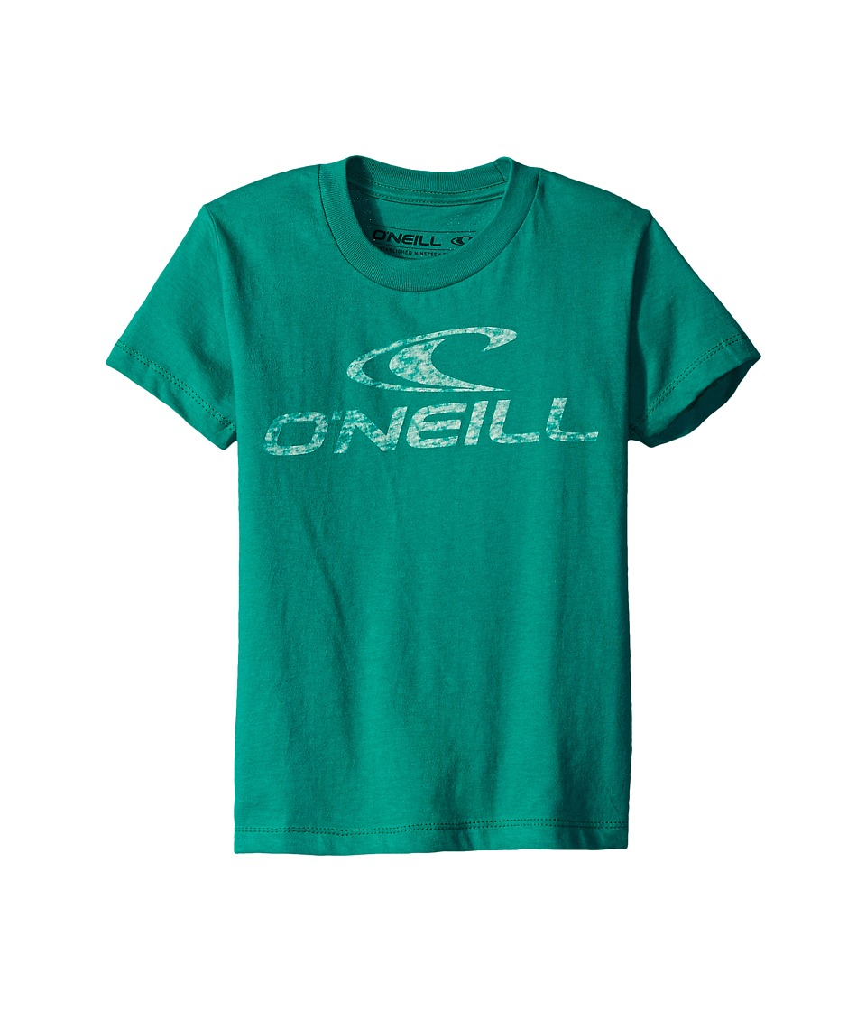 O'Neill Kids - Supreme Short Sleeve Tee (Big Kids) (Kelly Green) Boy's T Shirt