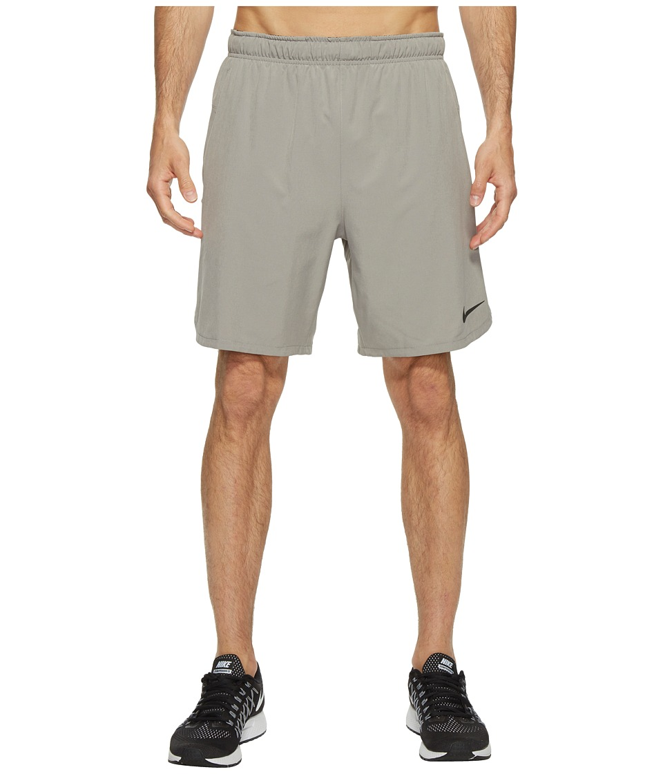 Nike - Flex 8 Training Short (Dust/Midnight Fog/Black) Men's Shorts
