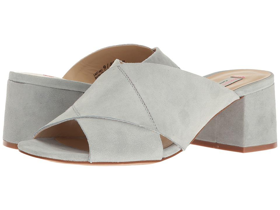 Kristin Cavallari - Luvvock Mule (Blue Kid Suede) Women's Clog/Mule Shoes