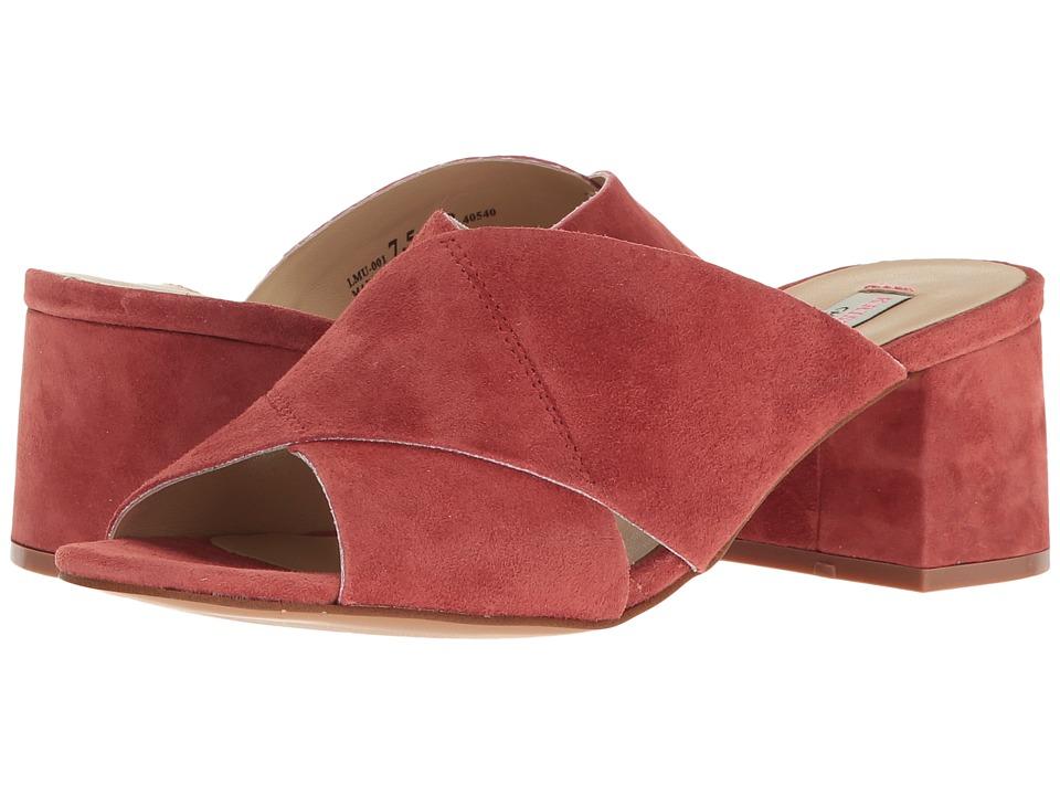 Kristin Cavallari - Luvvock Mule (Brandy Kid Suede) Women's Clog/Mule Shoes