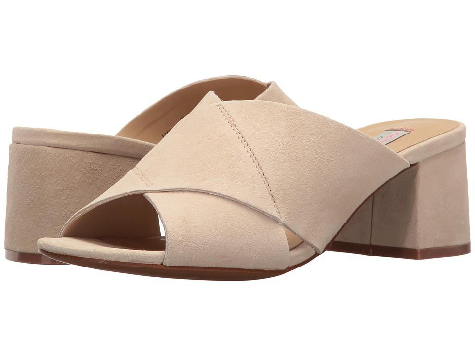 Kristin Cavallari - Luvvock Mule (Vanilla Kid Suede) Women's Clog/Mule Shoes