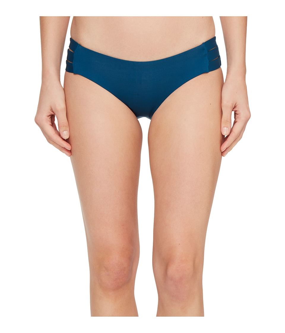 Vitamin A Swimwear - Emelia Triple Strap Bottom (Oasis Ecolux) Women's Swimwear