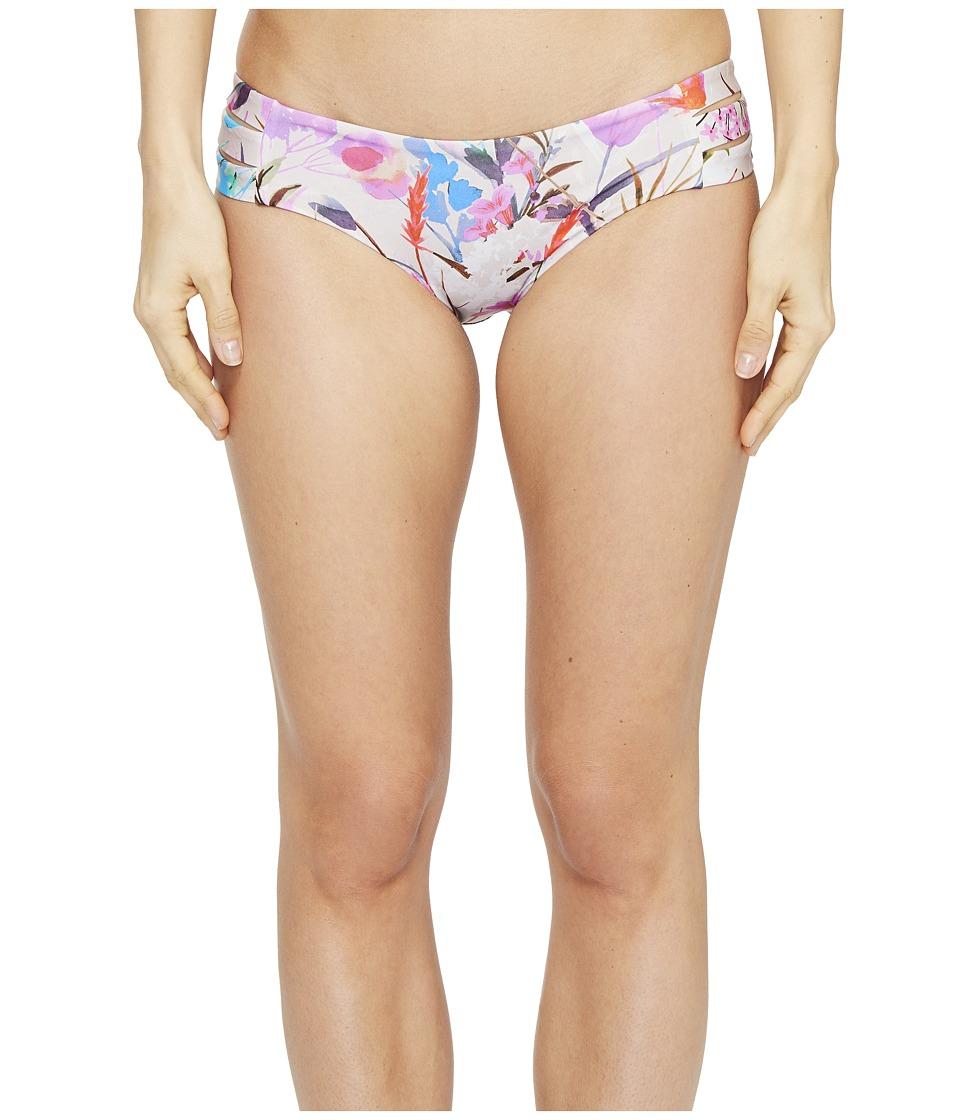 Vitamin A Swimwear - Emelia Triple Strap Bottom (Sugar Beach) Women's Swimwear