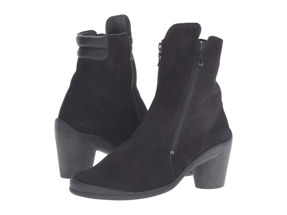 Arche - Gasele (Noir 1) Women's Shoes