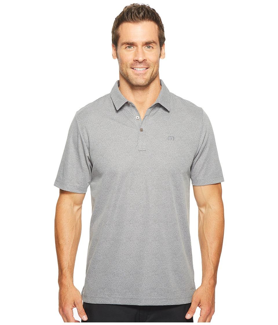 TravisMathew - Trunzo Polo (Griffin/Castlerock) Men's Clothing