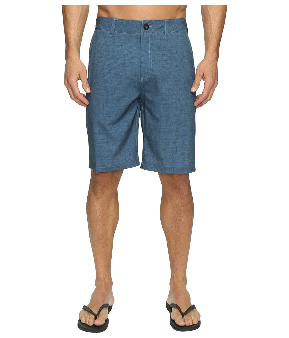 Quiksilver Platypus Amphibian 21 Hybrid Shorts (Indian Teal) Men