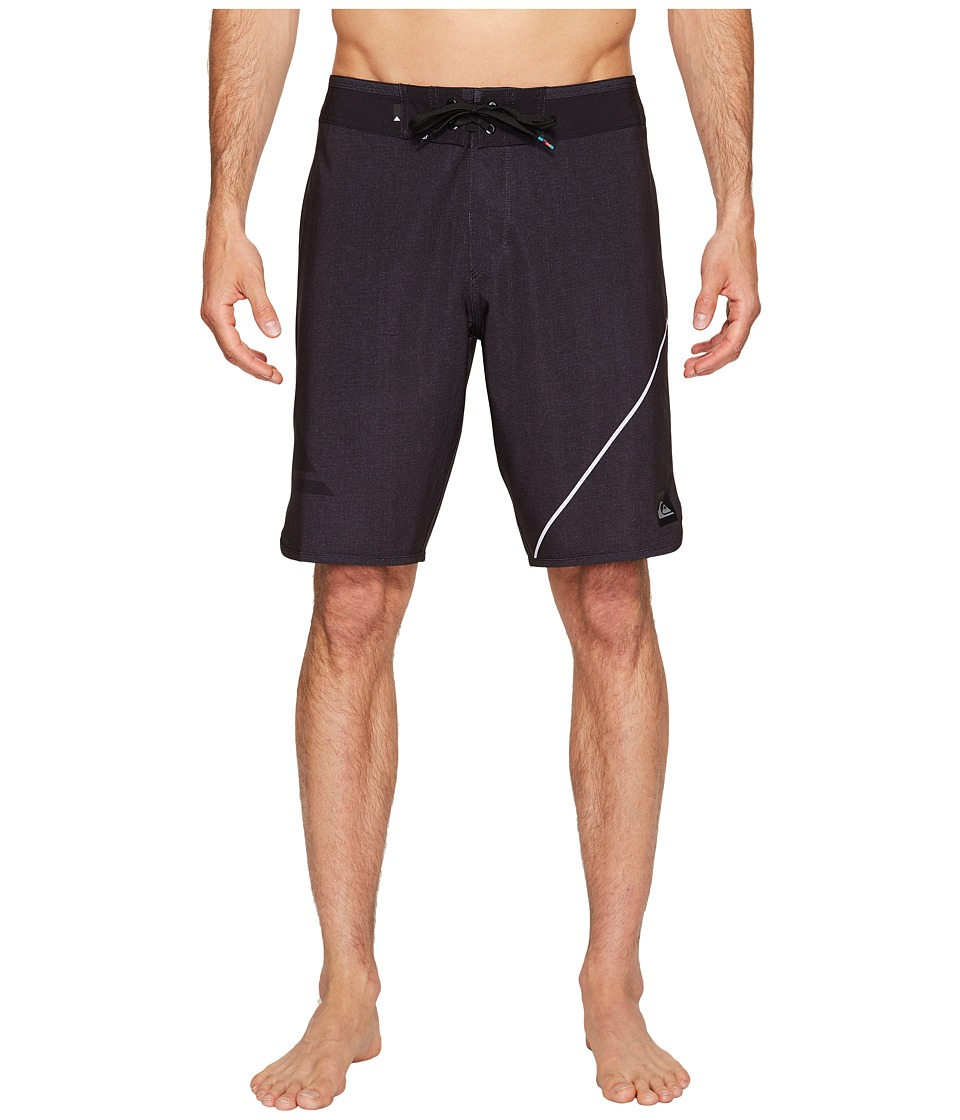 Quiksilver - New Wave Everyday 20 Boardshorts (Black 1) Men's Swimwear