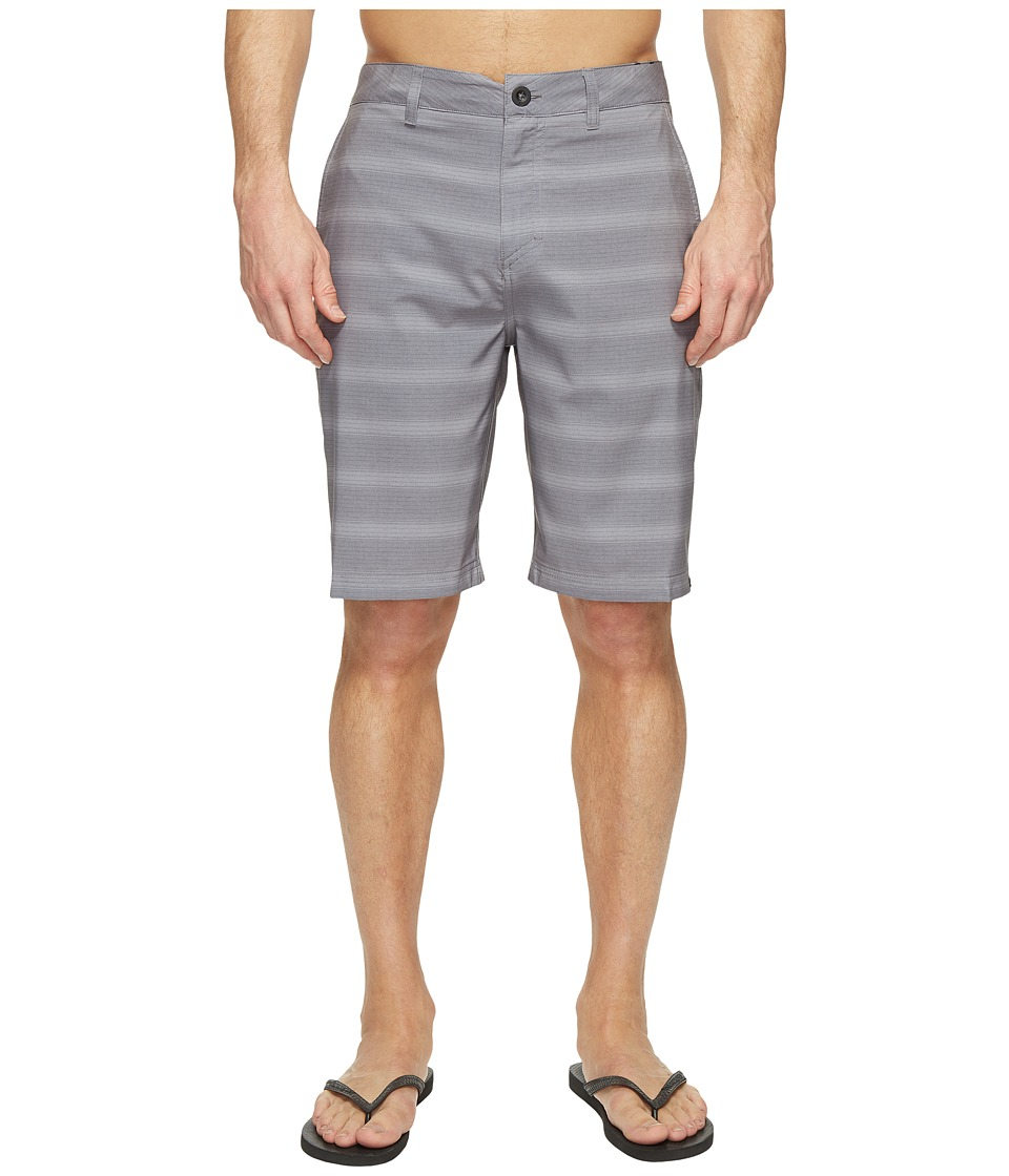 Quiksilver - Lines Amphibian 21 Hybrid Shorts (Quiet Shade) Men's Swimwear