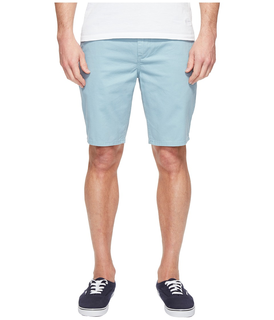 Quiksilver - Everyday Chino Shorts (Stone Blue) Men's Shorts