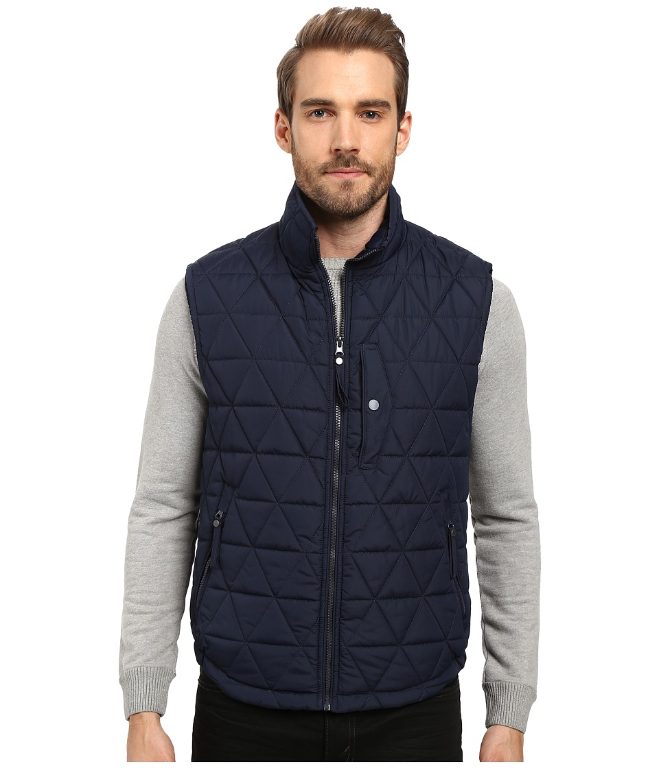 Marc New York by Andrew Marc - Fitch Vest (Ink) Men's Vest