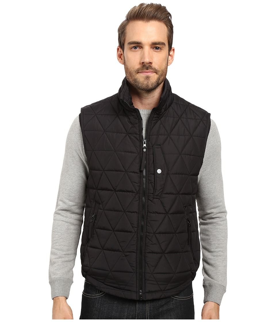 Marc New York by Andrew Marc - Fitch Vest (Black) Men's Vest