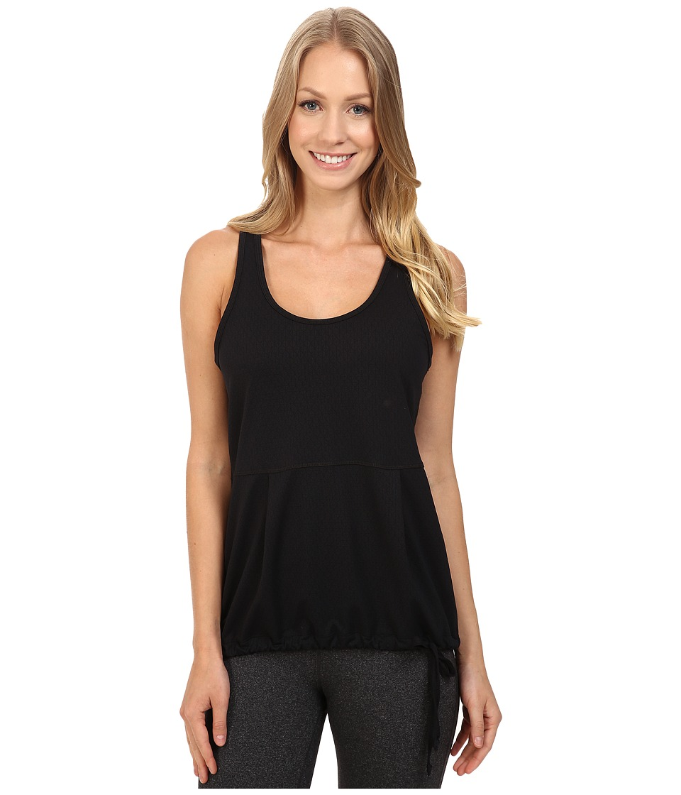 Tonic - Zephyr Tank Top (Black) Women's Sleeveless