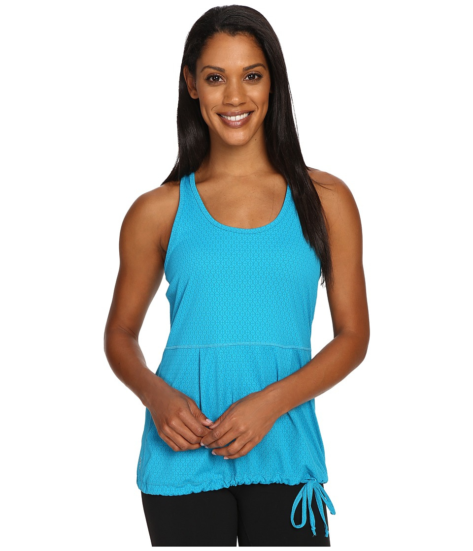 Tonic - Zephyr Tank Top (Caribbean) Women's Sleeveless