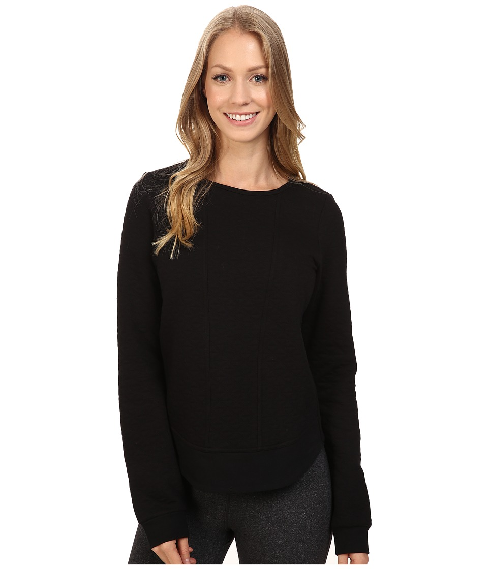 Tonic - Piper Pullover (Black) Women's Clothing
