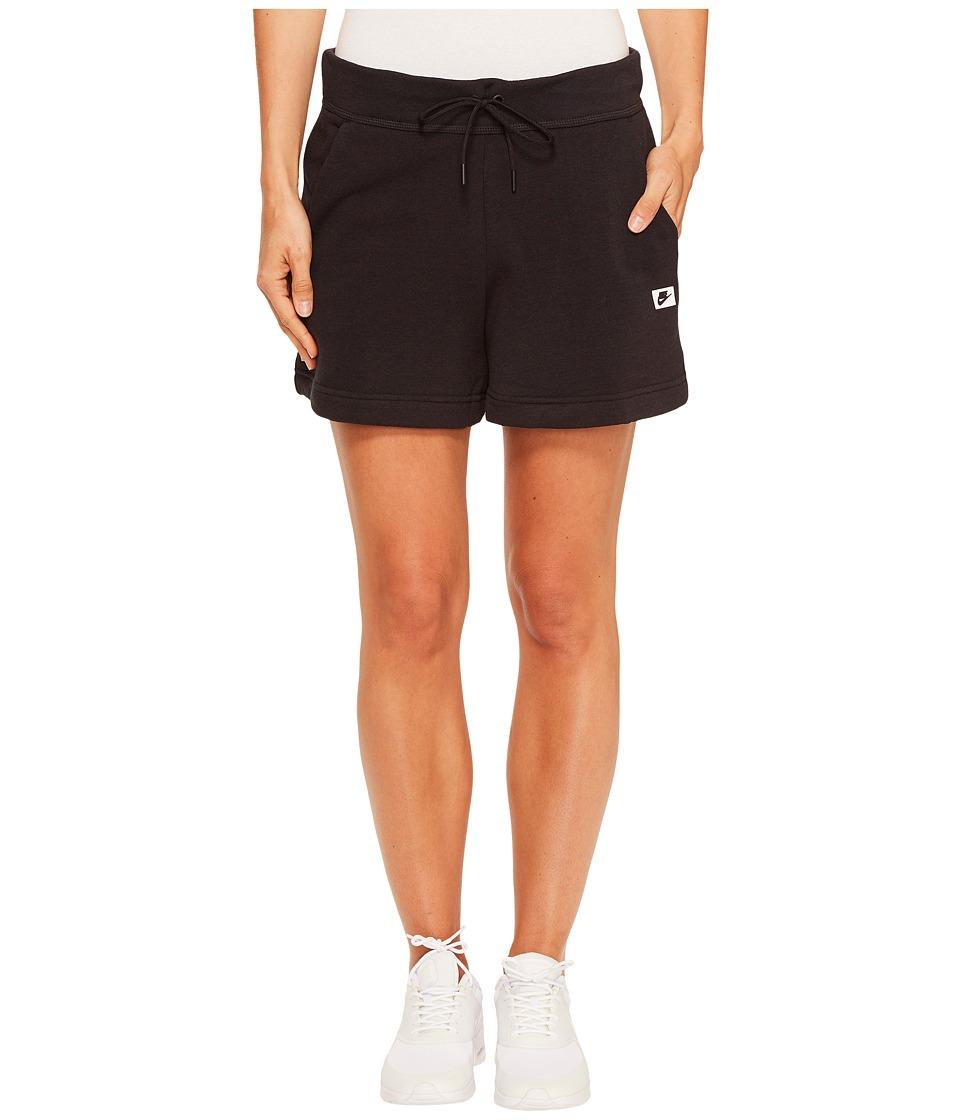 Nike - Sportswear Modern Short (Black/Black) Women's Shorts