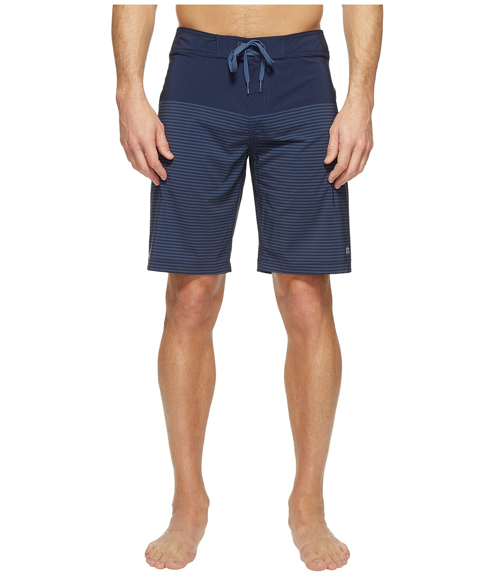 TravisMathew - Wicked Will Shorts (Iris) Men's Swimwear