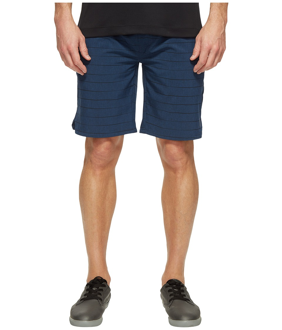 TravisMathew - Dougal Shorts (Heather Iris) Men's Shorts