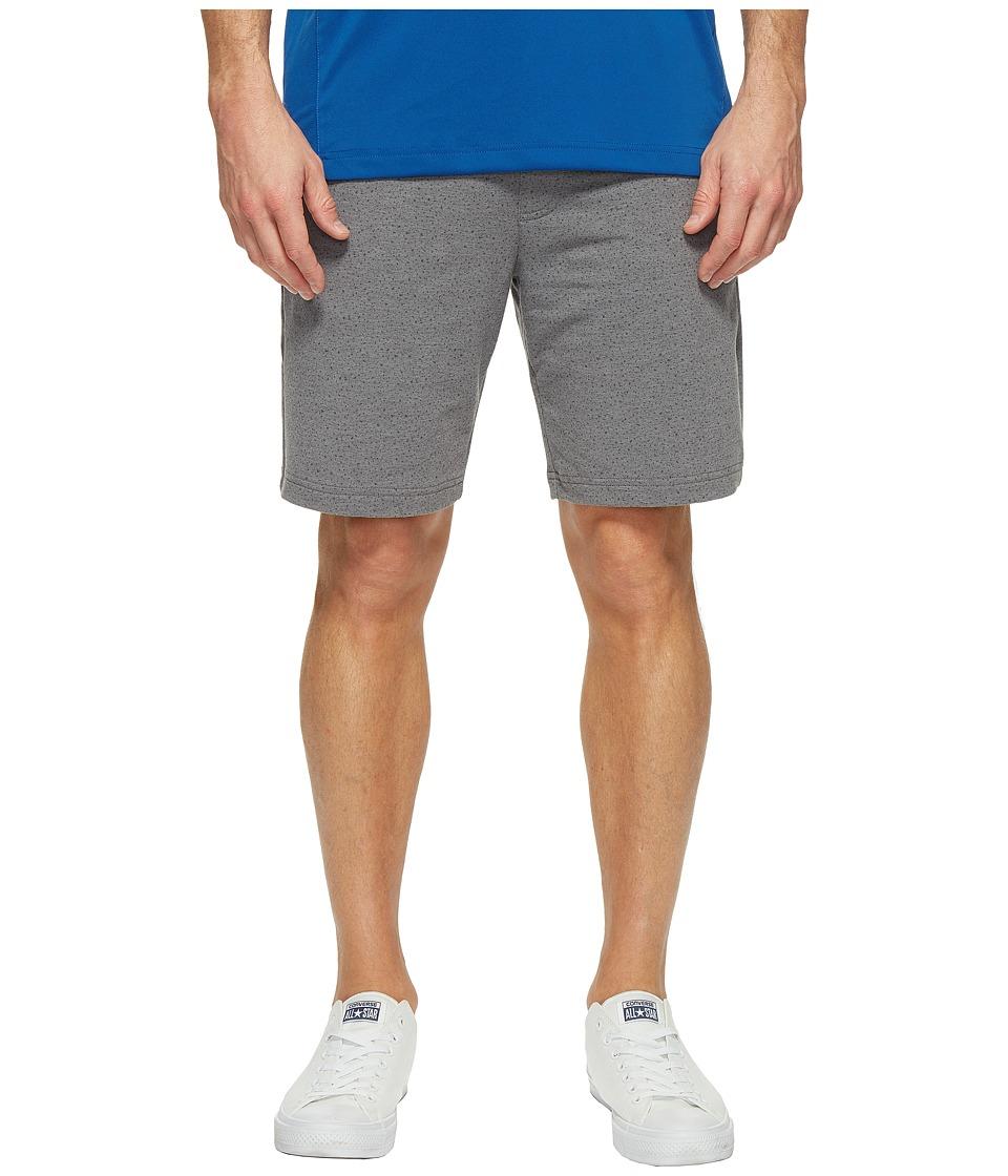 TravisMathew - San Juan Shorts (Heather Quiet Shade) Men's Shorts