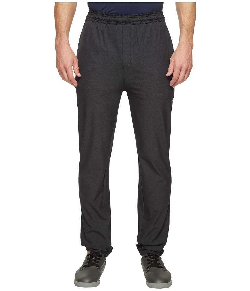 TravisMathew - Treglia Pants (Black) Men's Casual Pants