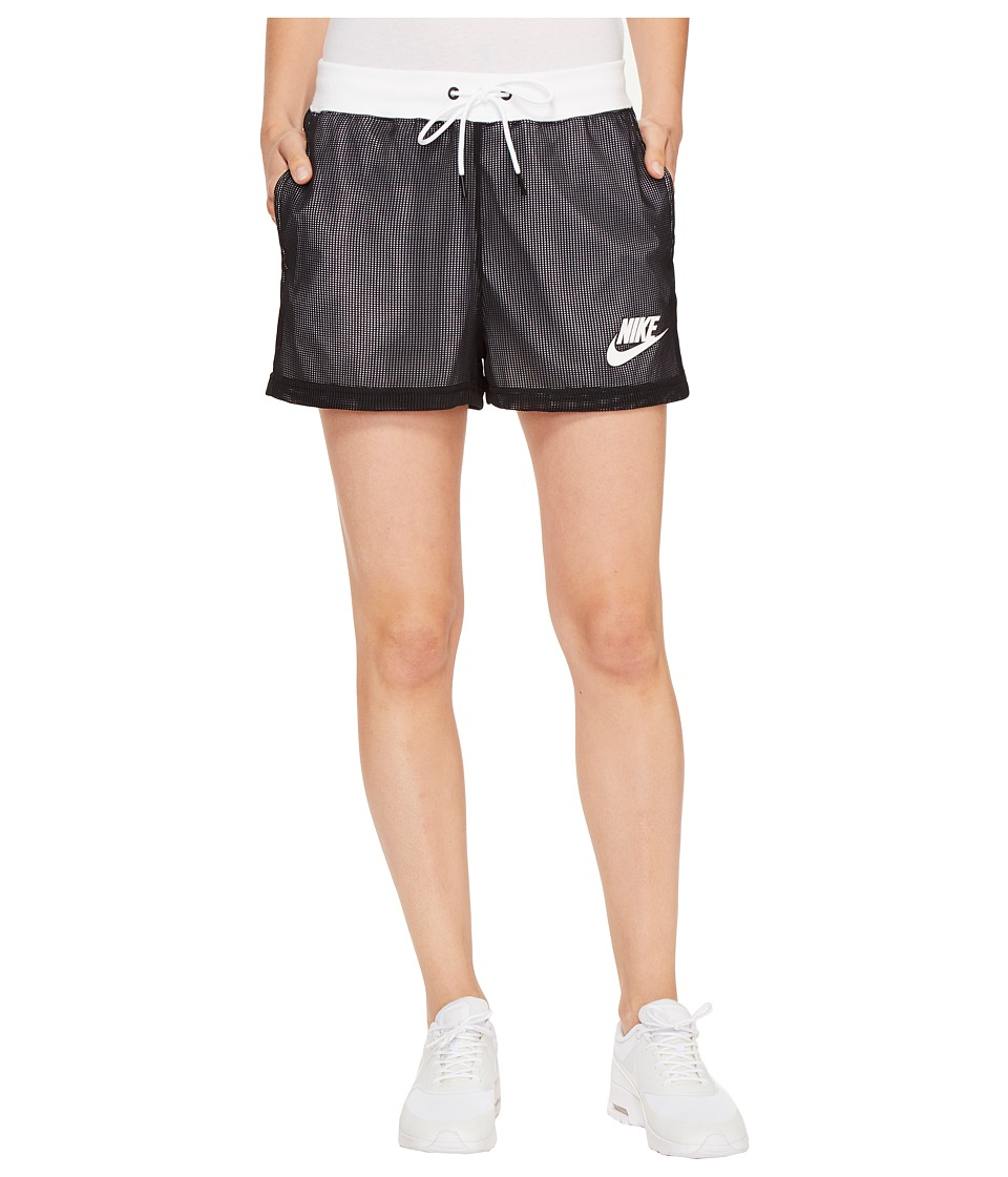 Nike Sportswear Short (Black/White/White) Women