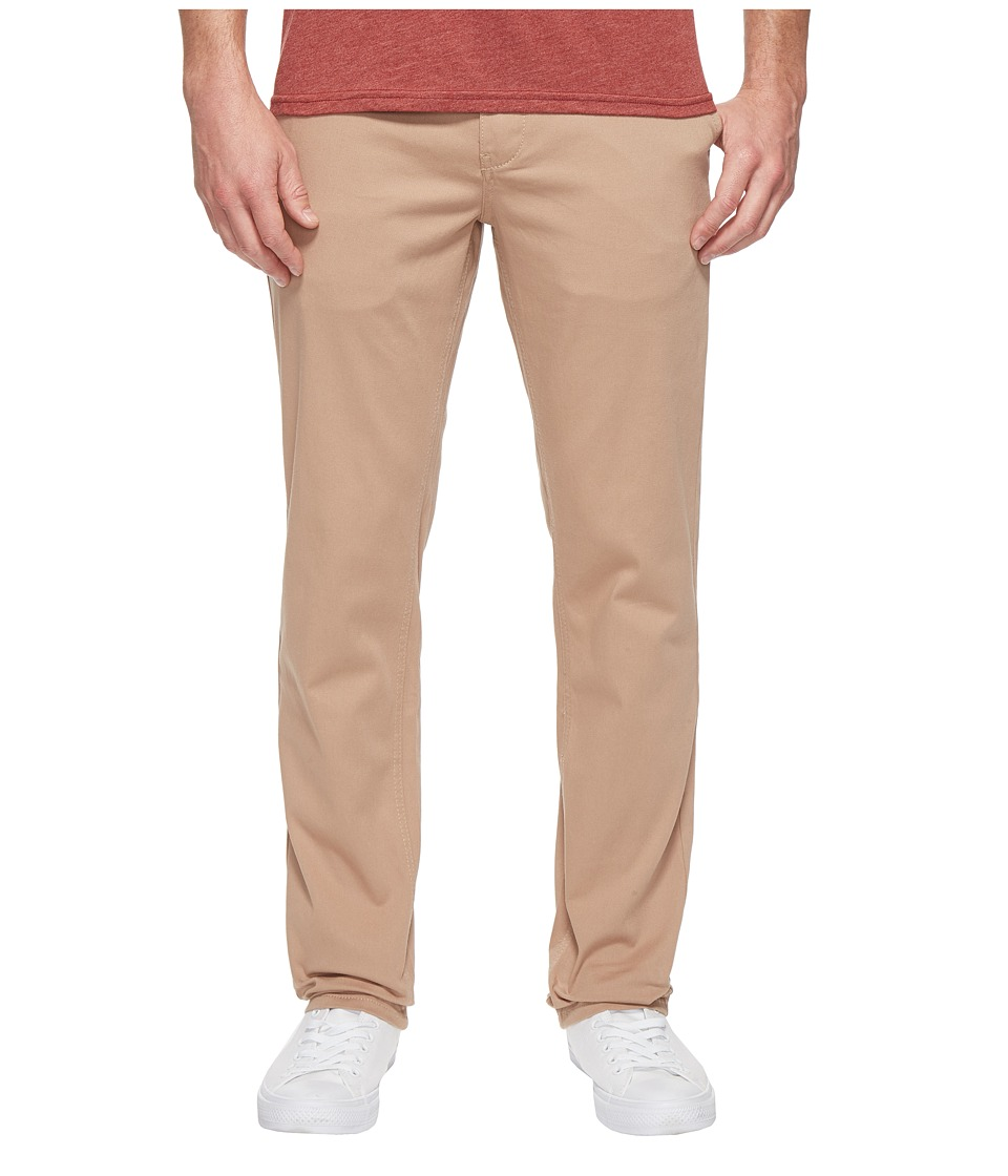HUF - Fulton Chino Pants (Khaki 2) Men's Casual Pants