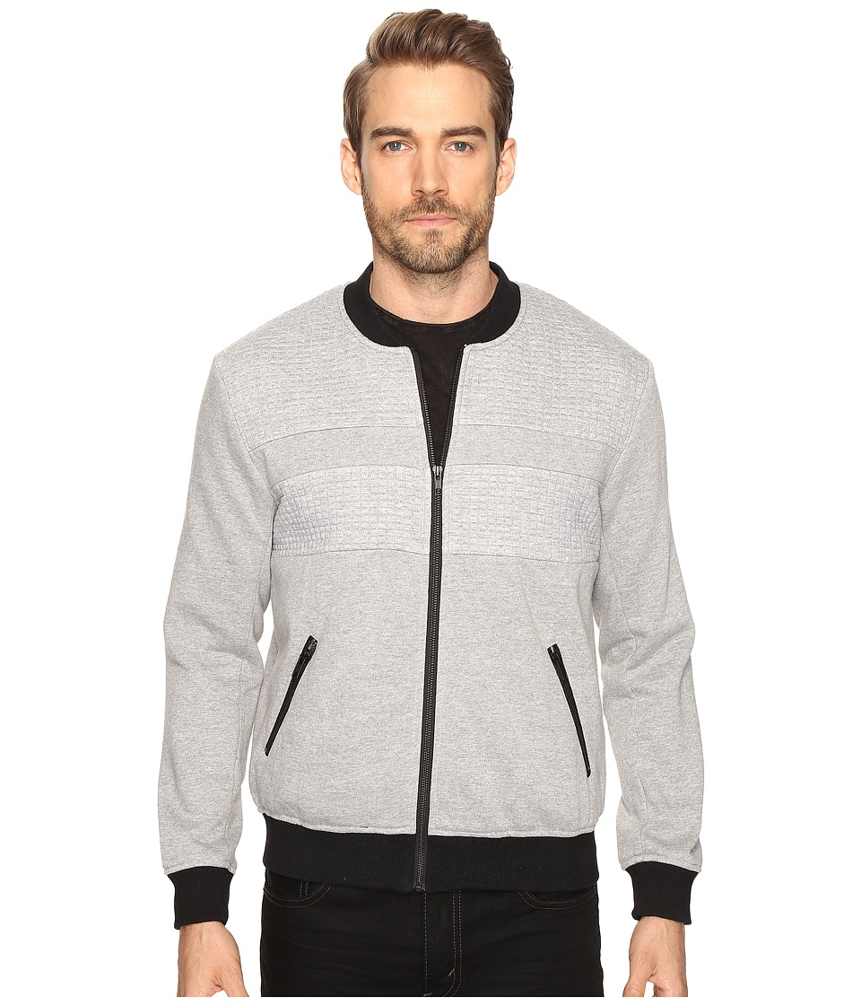 nANA jUDY - The Maverick (Grey Marl/Black) Men's Jacket