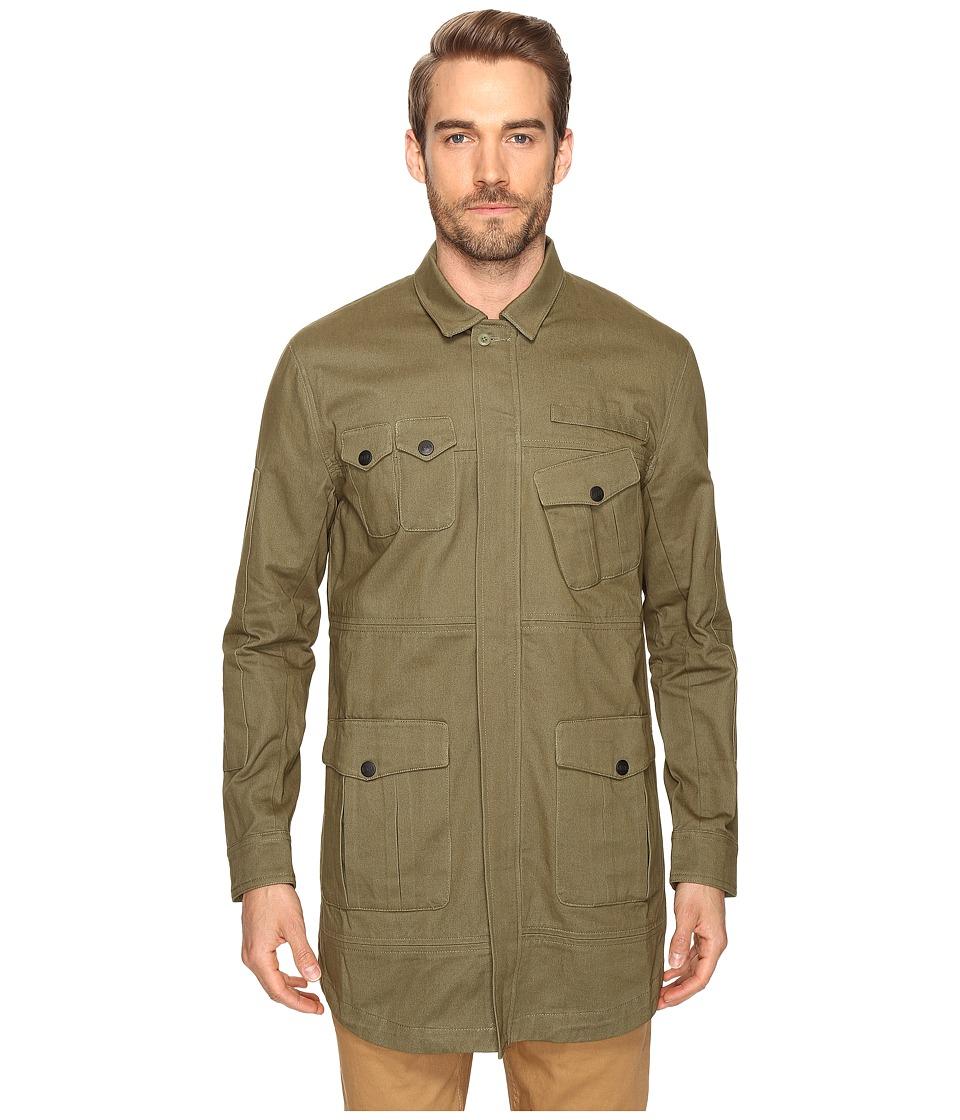 nANA jUDY - The Turni (Khaki) Men's Coat
