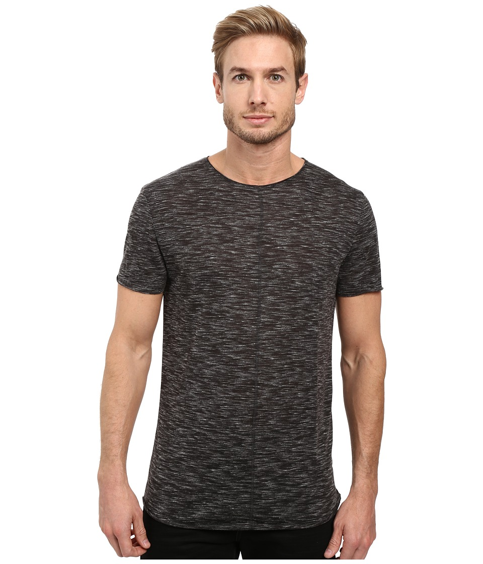 nANA jUDY - The Turismo (Black Space Dye) Men's T Shirt