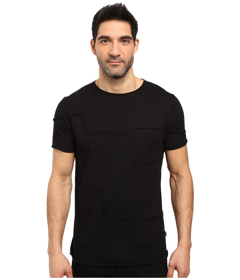 nANA jUDY - The Monaco (Black) Men's T Shirt