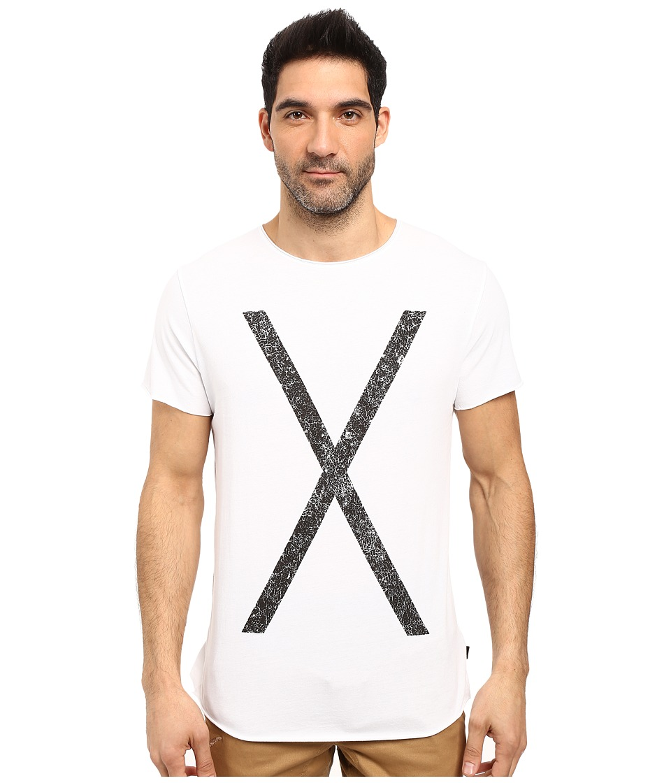 nANA jUDY - The Crossed (White) Men's Clothing